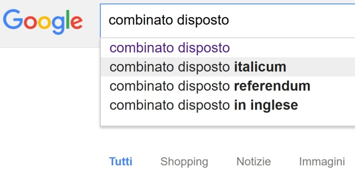 il_combinato_disposto