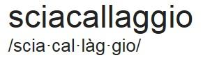 sciacallaggio_pronuncia